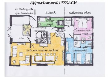 Dreilaenderwirt Appartement Lessach plan Halbstock oben.jpg